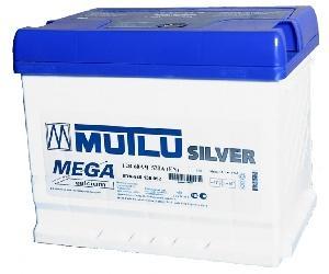 Аккумулятор MUTLU BLUE Silver 6СТ -60