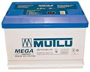Аккумулятор MUTLU BLUE Silver 6СТ -62