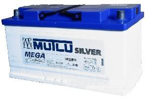 Аккумулятор MUTLU BLUE Silver 6СТ -90