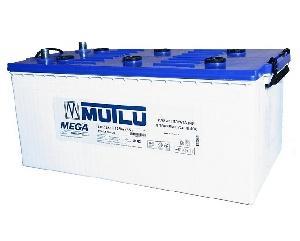 Аккумулятор MUTLU BLUE Silver 6СТ-225