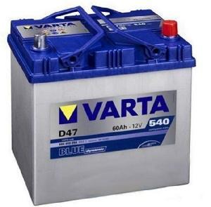 Аккумулятор VARTA BD-6CT-60 JEEP