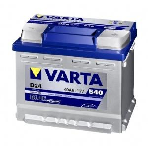 Аккумулятор VARTA BD-6CT-60 низкий