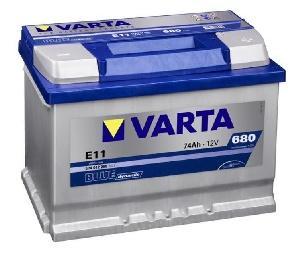 Аккумулятор VARTA BD-6CT-74