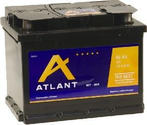 Аккумулятор ATLANT 6СТ - 60