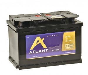 Аккумулятор ATLANT 6СТ - 75