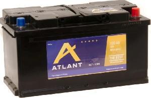 Аккумулятор ATLANT 6СТ-100