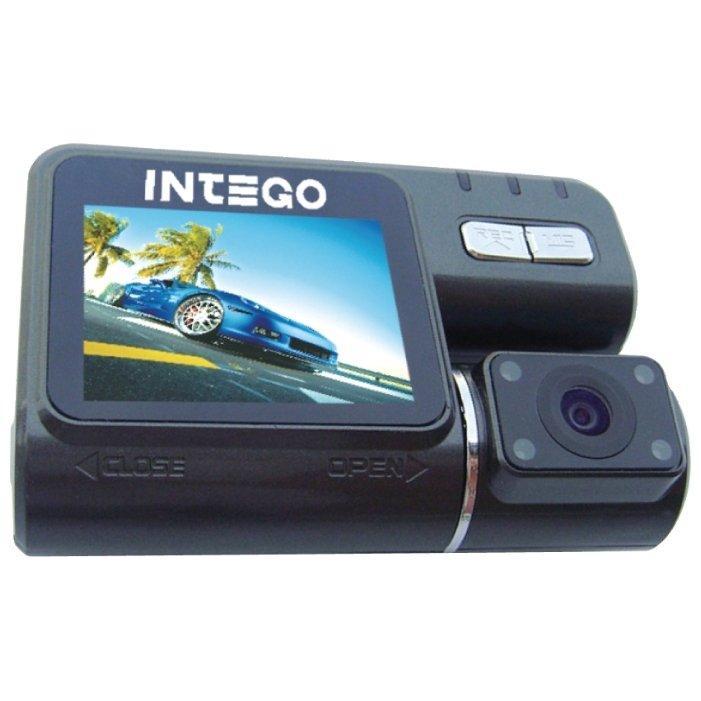 Видеорегистратор Intego 305DUAL