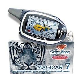 Scher-Khan Magicar 7S + CAN