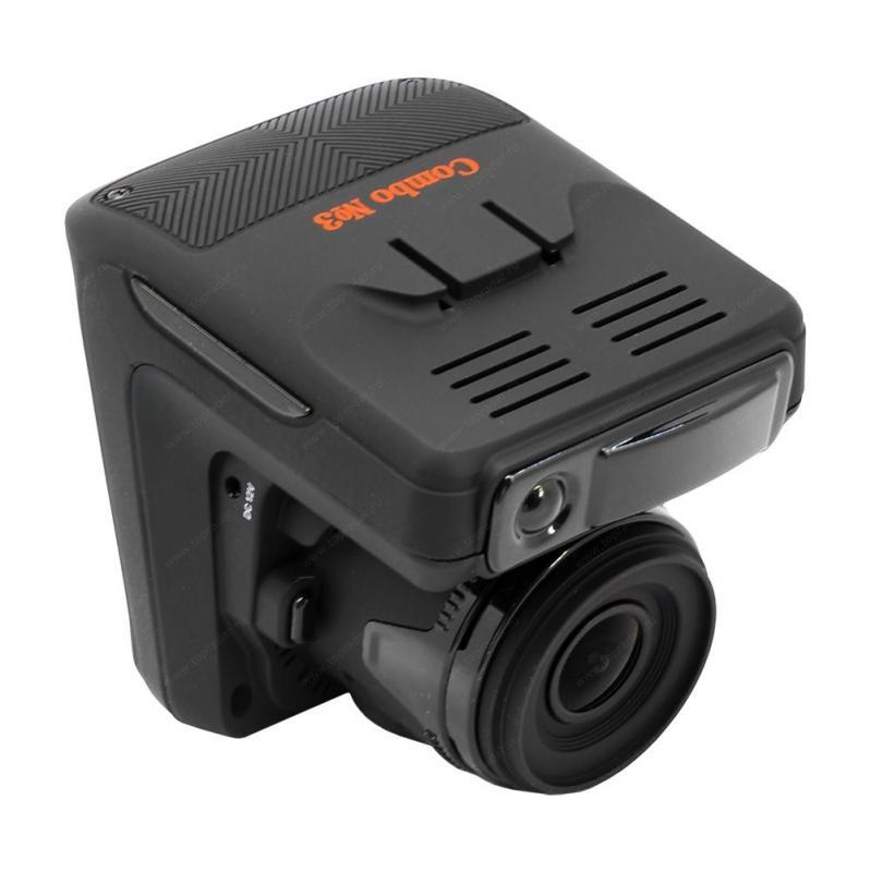 Комбо видеорегистратор радар детектор Sho-Me Combo №3 A7