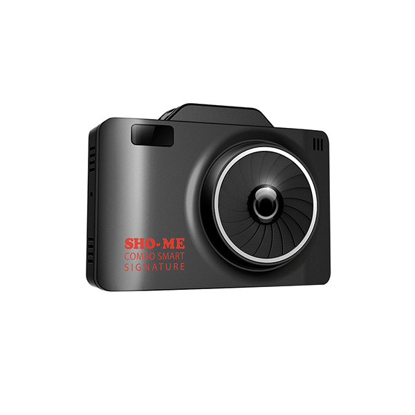 Комбо устройство видеорегистратор радар детектор Sho-Me Combo Smart Signature