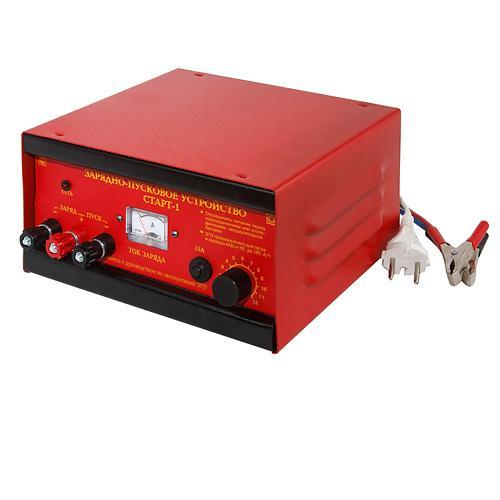 Зарядно-пусковое устройство Тамбов ЗПУ СТАРТ-1