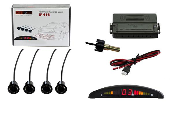 Парктроник Interpower IP-416 (4 датчика)