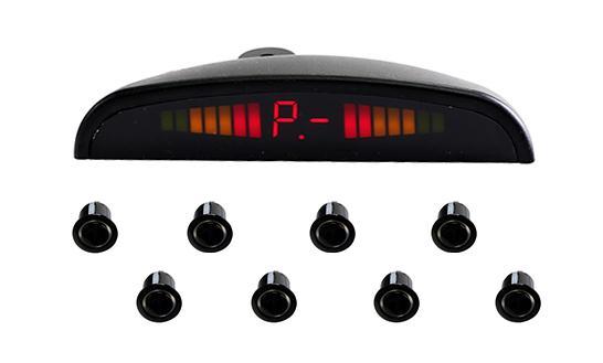 Парковочный радар Interpower IP-816