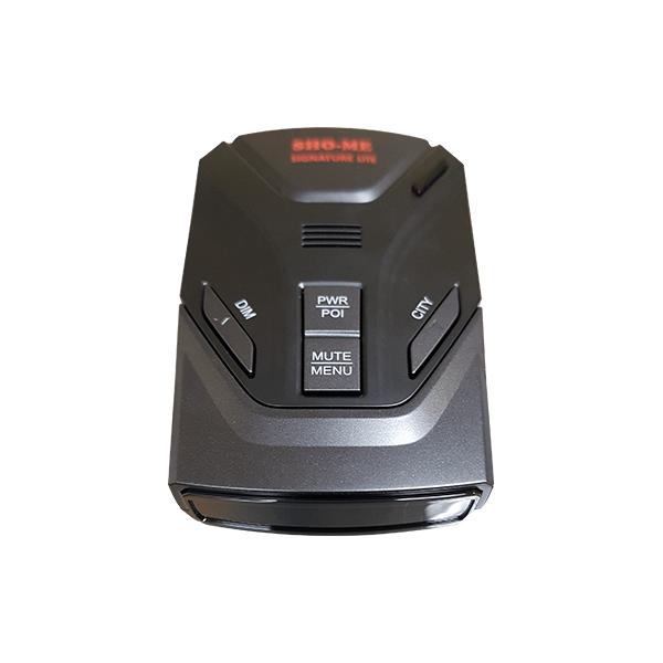 Радар детектор Sho-Me  SIgnature Lite