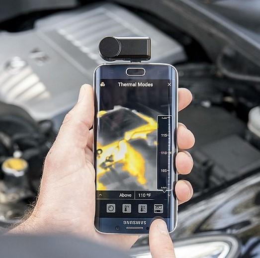Тепловизор «Seek Thermal Compact XR» для Android