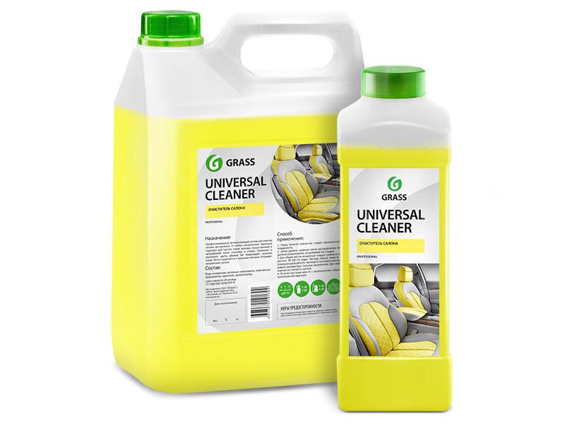 "Очиститель салона Grass ""Universal-cleaner"""