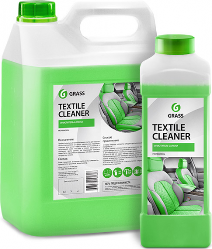 "Очиститель салона  Grass ""Textile-cleaner"""