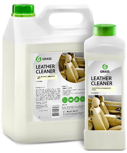 "Кондиционер для кожи Grass ""Leather Cleaner"""