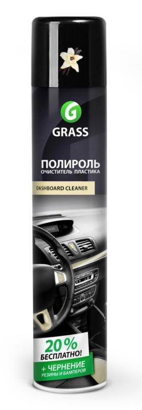 """Полироль-очиститель пластика Grass  """"Dashboard Cleaner"""""""