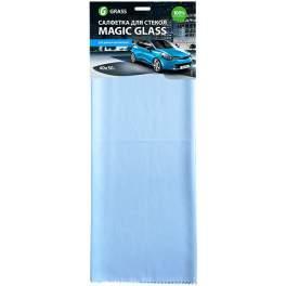 """Салфетка из микрофибры для стекол """"Magic Glass"""""""