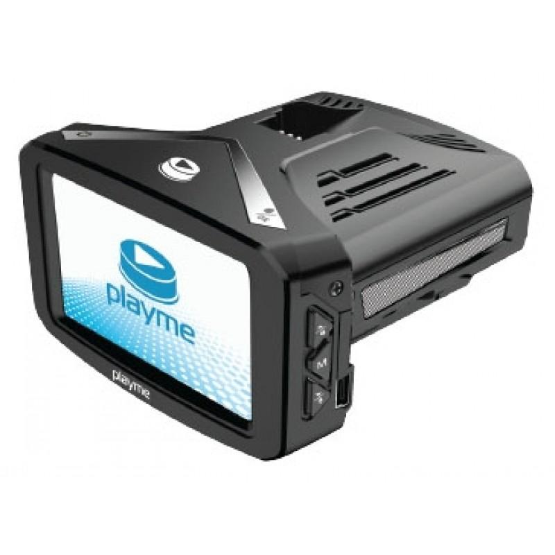 Видеорегистратор с радар детектором PlayMe P300 TETRA