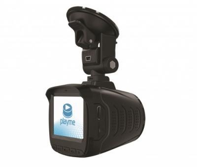 Видеорегистратор с радар детектором PlayMe Turbo