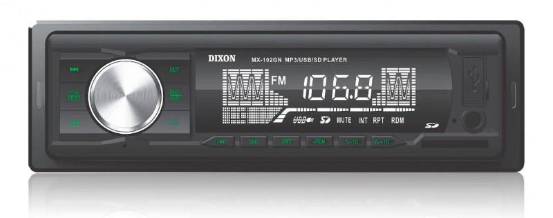 Автомагнитола Dixon MX102GN