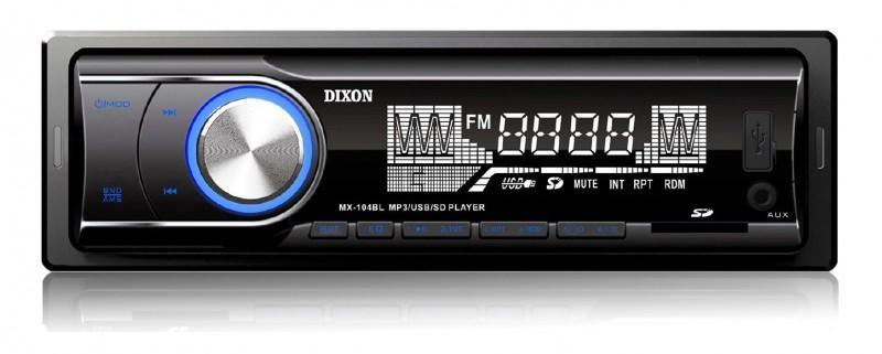 Автомагнитола Dixon MX104BL