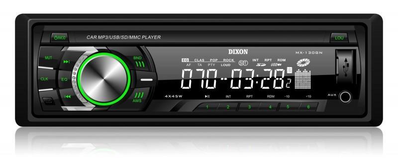 Автомагнитола Dixon MX-130GN