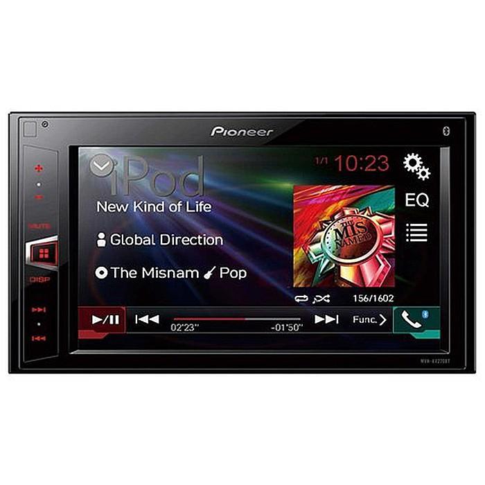 Pioneer МVH -AV290ВТ  2 DIN (без диска)