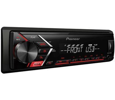 Автомагнитола Pioneer MVH-S100UB 1 DIN USB/MP3 (без диска)