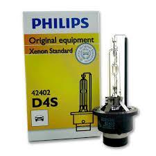"""Ксеноновая лампа""""Philips""""D4S 5000K"""