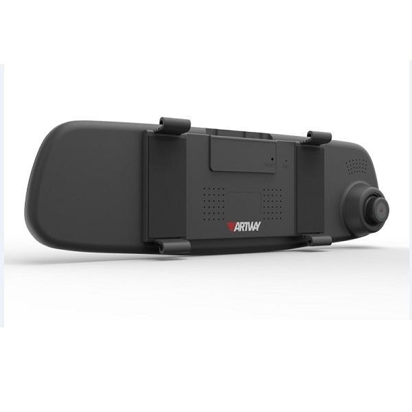 Видеорегистратор Artway AV-600 Full HD (2 камеры) + парковочная система