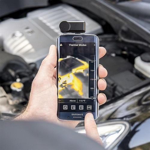 Мобильный тепловизор Seek Thermal Compact (Android)
